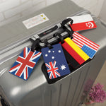 International Luggage Tag
