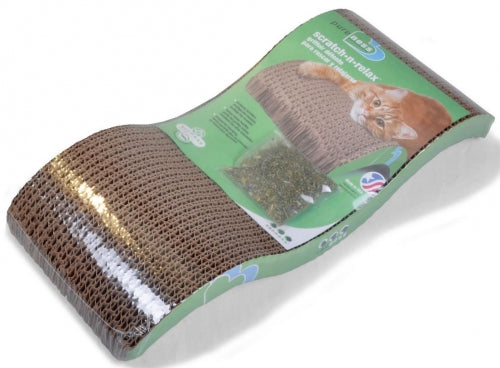 Van Ness Scratch and Relax Cat Scratch Pad
