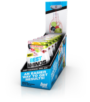 Best Aminos Liquid Water Enhancer - 6 Count Box