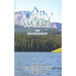 A DAILY WORD - VOLUME 4