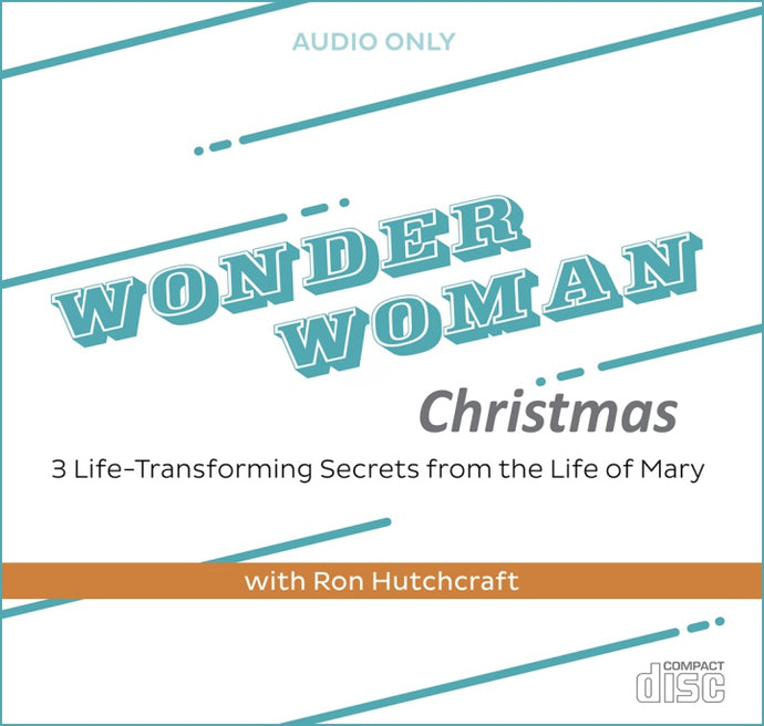 Wonder Women Christmas CD AUDIO ONLY