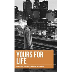 YOURS FOR LIFE TRACTS (PACK OF 20)