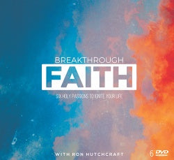 BREAKTHROUGH FAITH 6 DVD SET