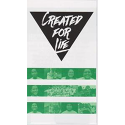 CREATED FOR LIFE TRACTS - PACK OF 20