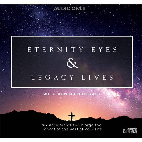 Eternity Eyes & Legacy Lives - AUDIO ONLY