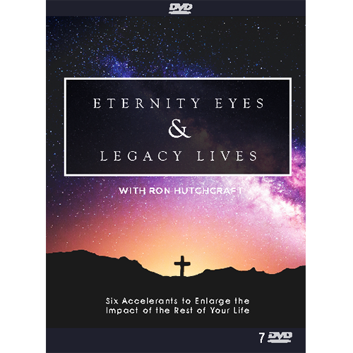ETERNITY EYES & LEGACY LIVES 7 DVD SET