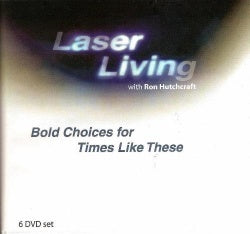 LASER LIVING 6 DVD SET