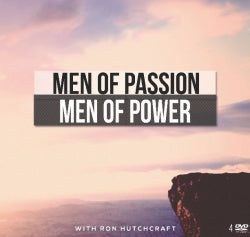 MEN OF PASSION MEN OF POWER 4 DVD SET