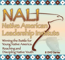 NATIVE AMERICAN LEADERSHIP INSTITUTE 8 DVD SET