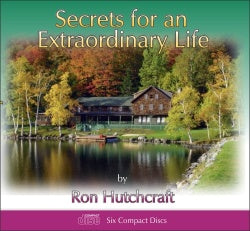 SECRETS FOR AN EXTRAORDINARY LIFE 6 CD SET