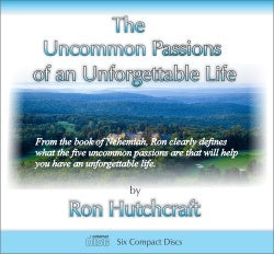 THE UNCOMMON PASSIONS OF AN UNFORGETTABLE LIFE 6 CD SET