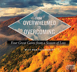 From Overwhelmed To Overcoming - CD