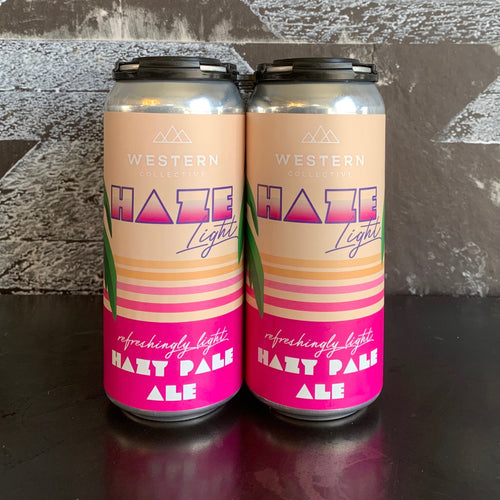 Haze Light Hazy Pale Ale - 6 Pack ToGo