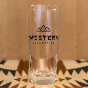 Western Collective Pint Glass - set of 2 ToGo