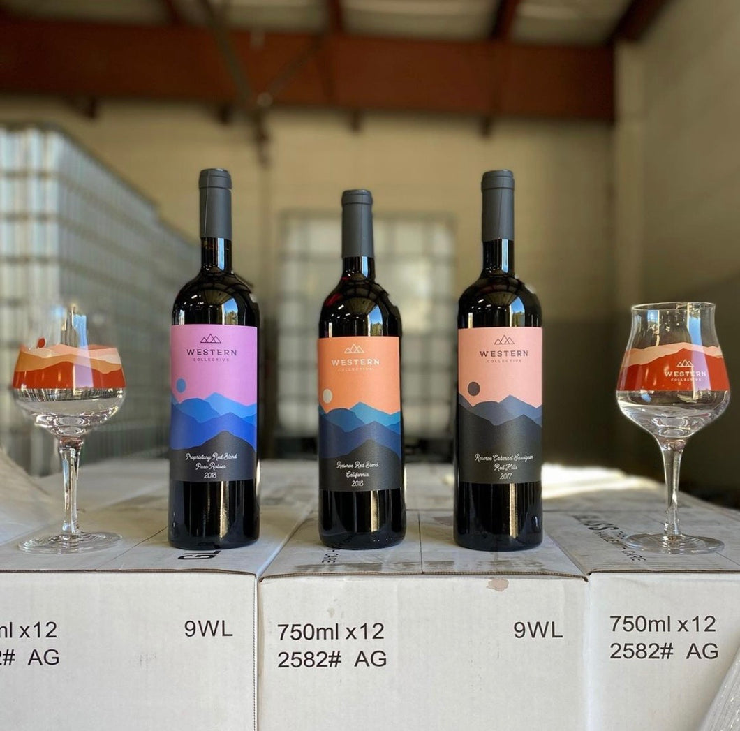 One-Year Western Wines Subscription