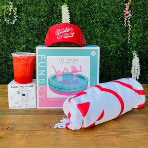 Swim Club at Home Party Bundle