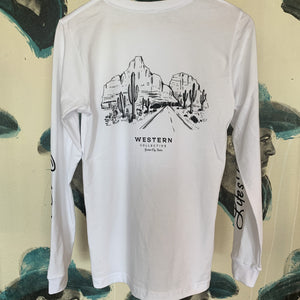 Life's Better Out West Longsleeve