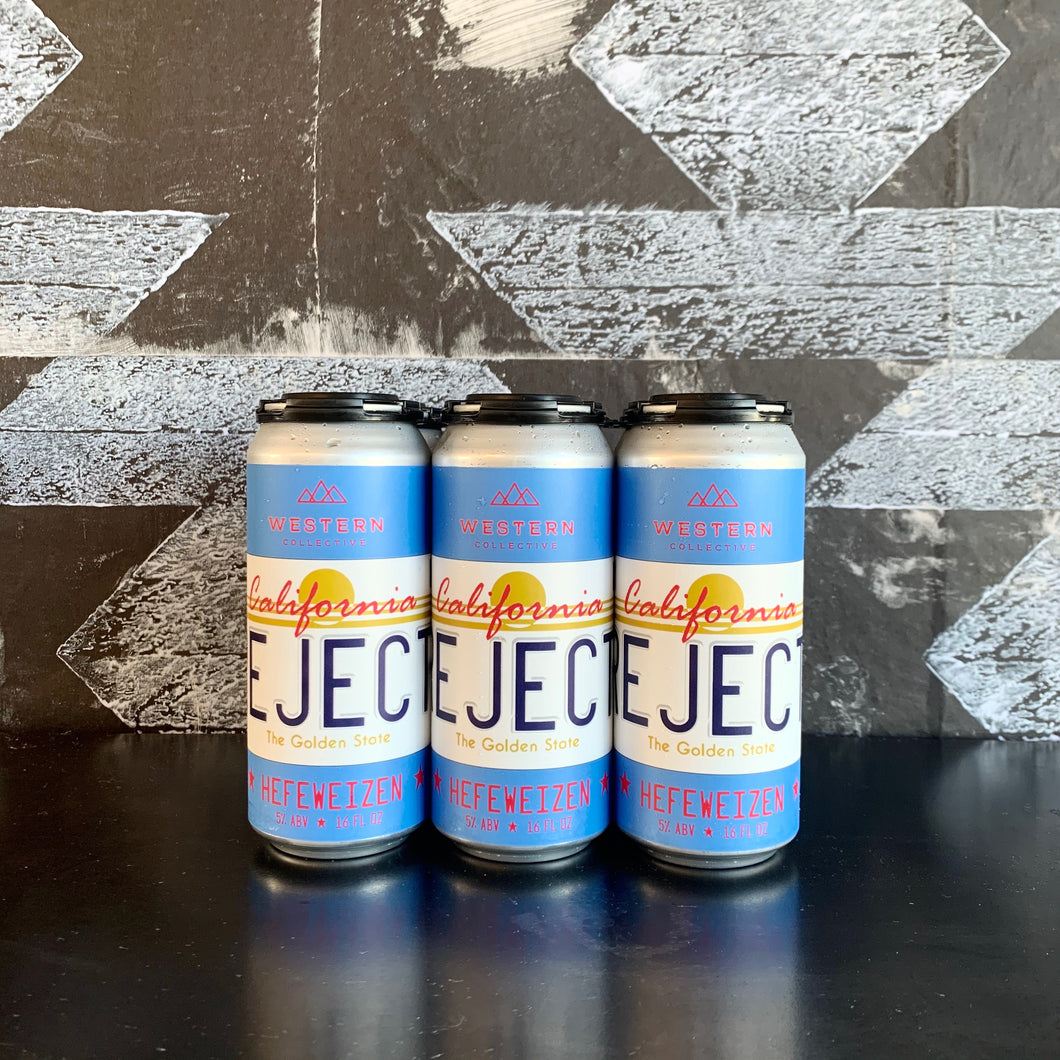 California Reject Hefeweizen - 6 Pack ToGo