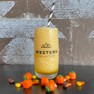 Candy Corn Slush 32oz ToGo Container