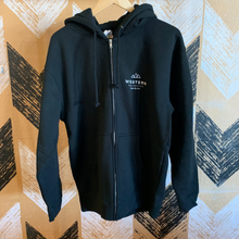 Sunset Ride Zip Up Hoodie Sweatshirt