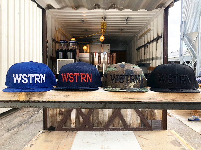 WSTRN New Era Caps