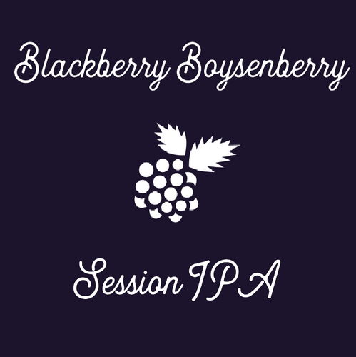Blackberry Boysenberry Session IPA