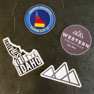 WC Stickers - Packs ToGo
