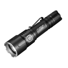 Load image into Gallery viewer, Klarus XT11S USB Rechargeable LED Torch Light for Daily Use, 1100lumens, 260hour Runtime, Side Switch + Tail Dual Switch