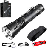 Klarus 360X3 Tactical Ring Dual Switch Rechargeable Flashlight, 3200LM, 283m