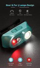 Load image into Gallery viewer, H1A-PL Lightweight But Powerful Headlamp
