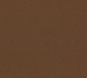 Bella Solids Chocolate Brown Yardage 9900-41