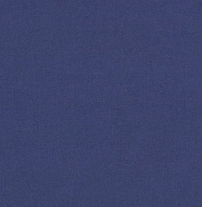 Bella Solids Admiral Blue Yardage 9900-48