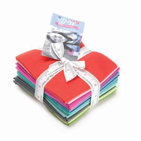 Bella Solids Fat Quarter Bundle Kate Spain Selects