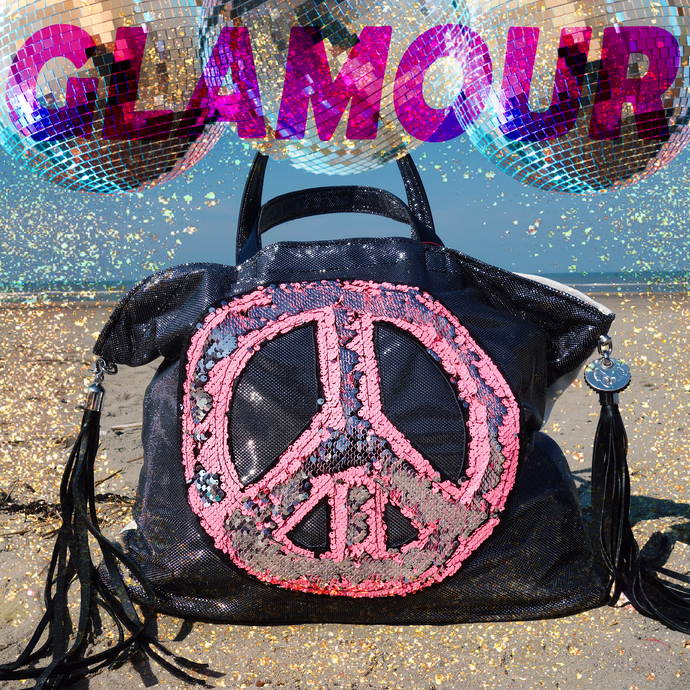 PEACE BAG ☮ `Hippie Rock Chic´