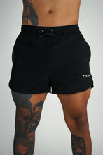 Load image into Gallery viewer, VICTA Performance Training Shorts – Black