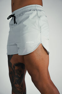 VICTA Performance Training Shorts – Cement
