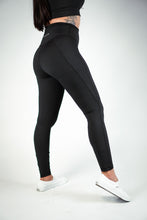 Load image into Gallery viewer, VITAL Leggings – Black