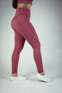 VITAL Leggings – Rosé