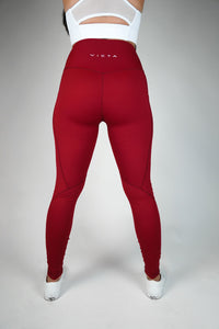 Independent Leggings – Cherry