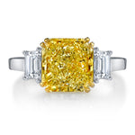 JSM245 - 3.33ct Radiant cut - JSM245