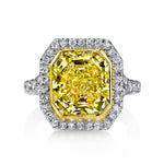 JSM459 - 6.32ct Radiant cut - JSM459