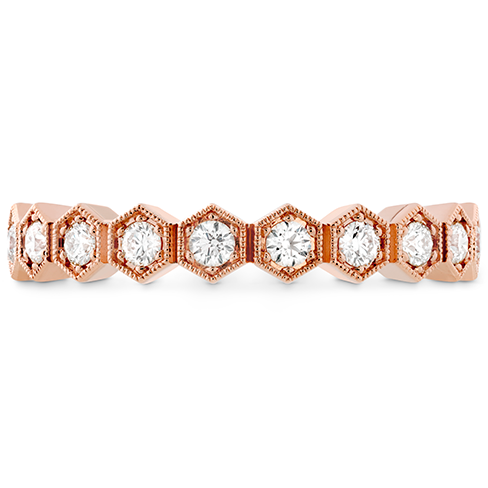 Hex Diamond Band