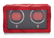 MEMENTO MORI DOUBLE CUB WATCH WINDER RED