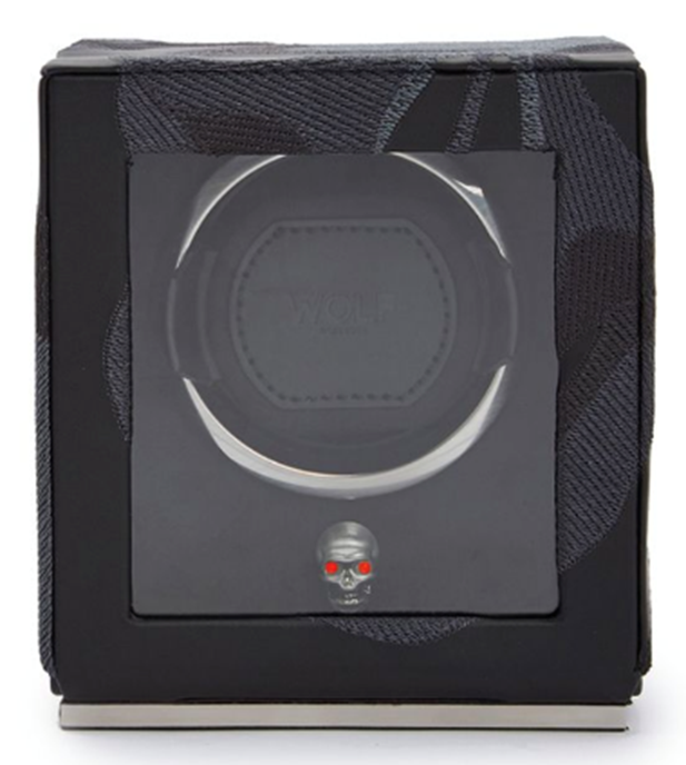 MEMENTO MORI CUB WATCH WINDER / BLACK