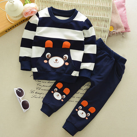Bear Boys Sportwear Set
