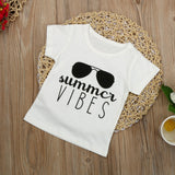 Summer Vibes Boys T-Shirt