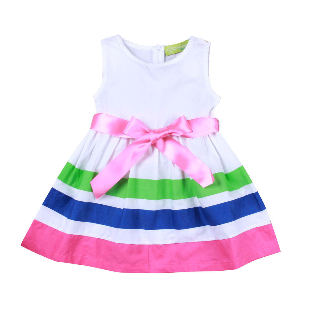 Summer Causal Girls Dress
