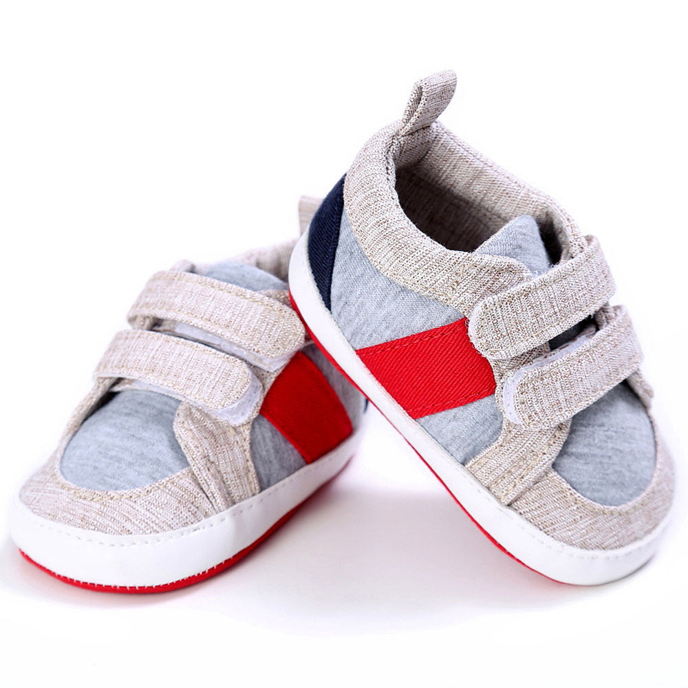 Crib Soft Baby Boys Shoes (3 colors)