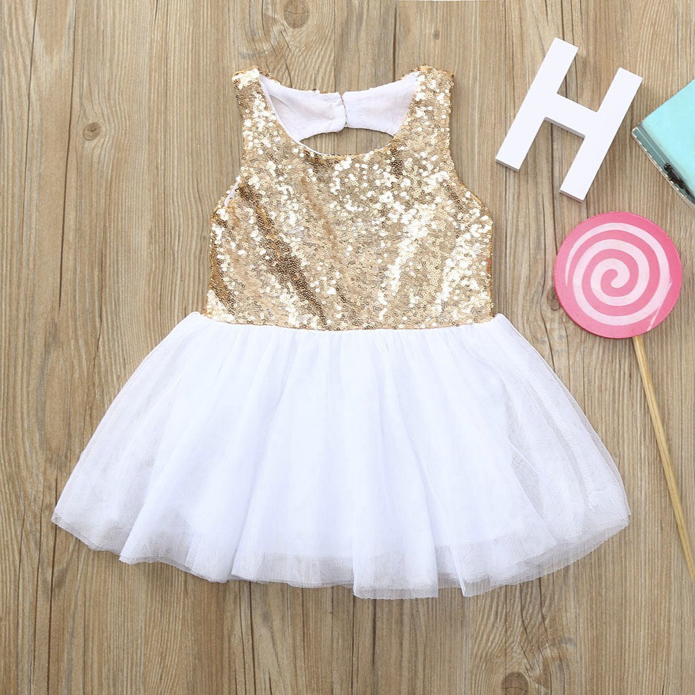 Queen Baby Girls Dress
