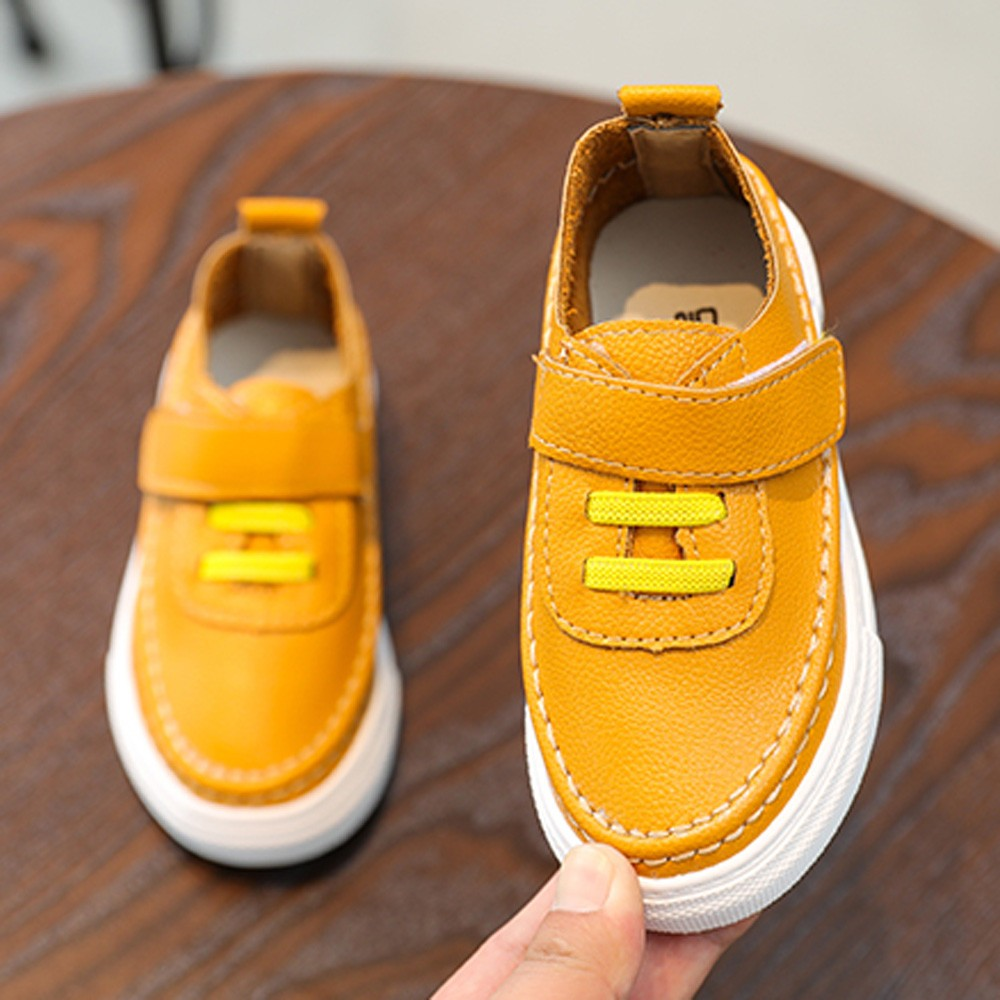 Fashion Leather Boys Shoes (3 Colors)